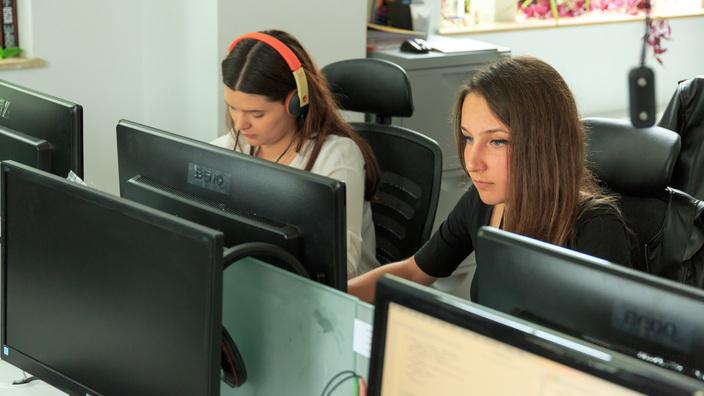 © 2017 - Team Extension - Junior Java Developers at work - Bucharest, Romania