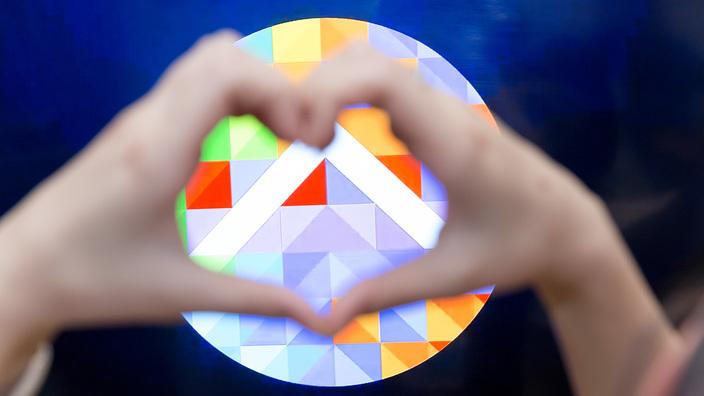 © 2017 - Team Extension - Heart the Team Extension Logo - Bucharest, Romania