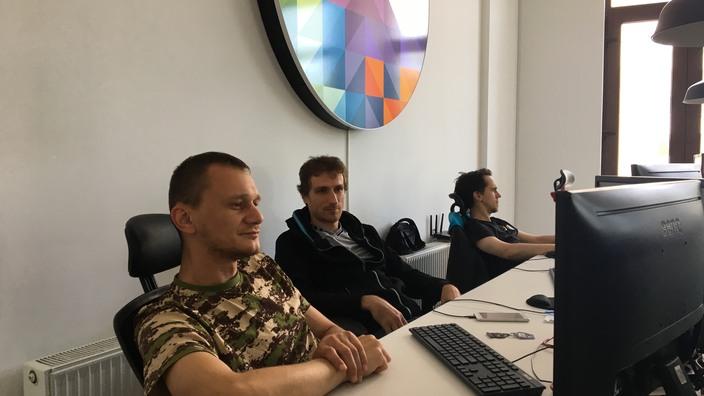 © 2017 - Team Extension - Senior iOS Programmers at work - Bucharest, Romania