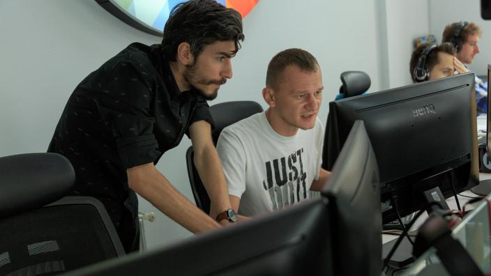 © 2017 - Team Extension - Senior Programmers at work - Bucharest, Romania